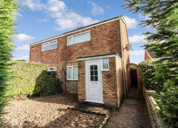 Thumbnail 2 bed semi-detached house for sale in Mclean Drive, Kessingland, Lowestoft
