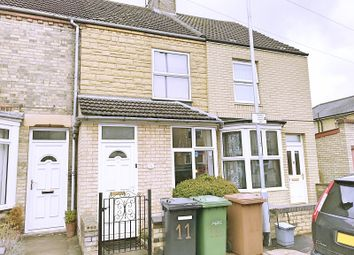 Thumbnail 4 bed terraced house for sale in South Parade, Peterborough, Cambridgeshire.