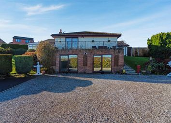 Thumbnail 4 bed detached house for sale in Pentre Road, Halkyn, Holywell, Flintshire