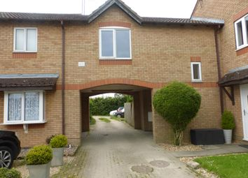 Thumbnail 2 bed flat to rent in Bonner Close, Grange Park, Swindon