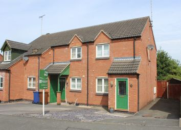Thumbnail 2 bed end terrace house for sale in Lark Rise, Uttoxeter