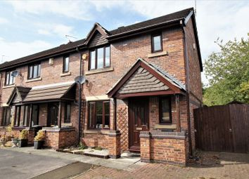 Thumbnail 3 bed terraced house to rent in Alum Court, Holmes Chapel, Crewe