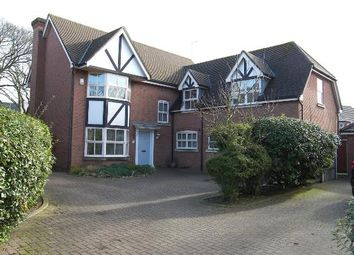 Thumbnail 4 bed detached house for sale in The Ravens, Formby, Liverpool