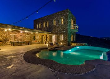 Thumbnail 4 bedroom detached house for sale in Agrari, Mykonos, Cyclade Islands, South Aegean, Greece