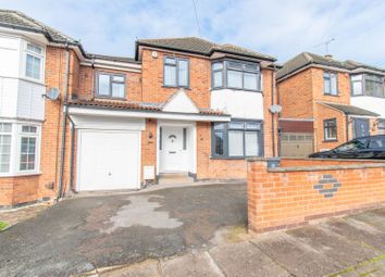 Byway Road, Leicester LE5. 5 bed semi-detached house for sale