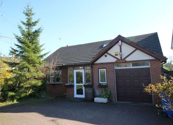 Thumbnail 2 bed bungalow for sale in Buxton Road, High Lane, Stockport