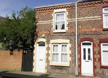 Thumbnail 1 bed terraced house to rent in Handfield Place, Anfield, Liverpool