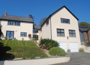 Thumbnail 5 bed detached house for sale in Springbank Close, Bwlch, Brecon