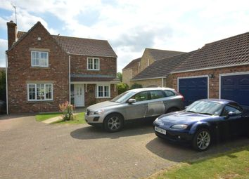 Thumbnail 4 bed detached house for sale in Main Street, Ashby De La Launde, Lincoln