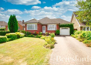 Thumbnail 2 bed detached bungalow for sale in Church Road, Mountnessing, Brentwood, Essex