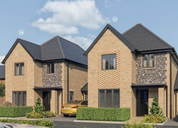 Thumbnail 3 bed semi-detached house for sale in Cinders Lane, Yapton