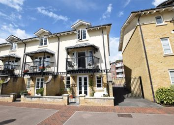 Thumbnail 3 bed town house for sale in Pooles Wharf Court, Bristol