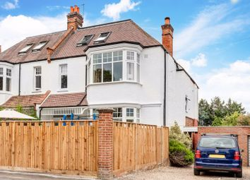 Thumbnail 3 bed semi-detached house for sale in Melbury Gardens, Raynes Park