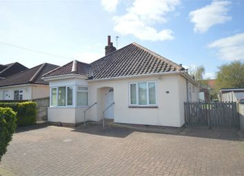 Thumbnail 4 bed detached bungalow for sale in Margetson Avenue, Thorpe St Andrew, Norwich
