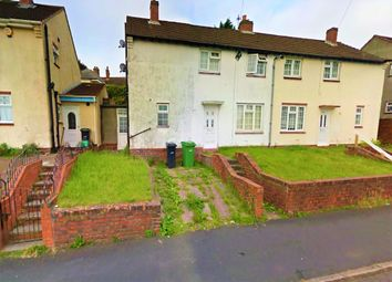 Thumbnail 3 bedroom semi-detached house to rent in Highview Street, Dudley