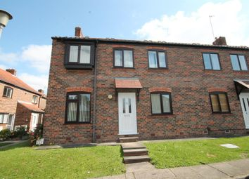 Thumbnail 2 bed flat for sale in Westerdale Court, York