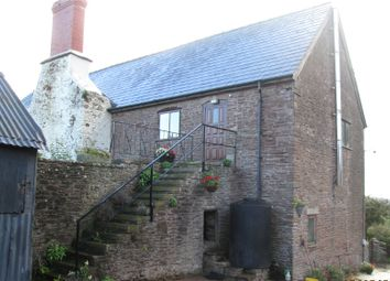Thumbnail 1 bed flat to rent in The Hills, Llanwarne, Hereford