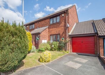 Thumbnail 2 bedroom semi-detached house for sale in Kestrel Way, Woolwell, Plymouth