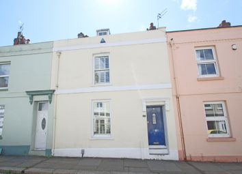 Thumbnail 5 bed terraced house for sale in Portland Road, Stoke, Plymouth