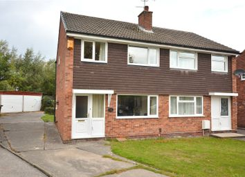 Thumbnail 3 bed semi-detached house for sale in Sunningdale Drive, Leeds, West Yorkshire
