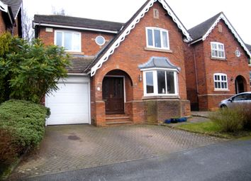 Thumbnail 5 bed detached house for sale in Orchard Rise, Hyde