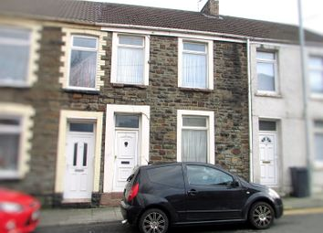 Thumbnail 3 bed terraced house for sale in Crythan Road, Neath, Neath Port Talbot.