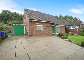 Thumbnail 3 bedroom bungalow for sale in Blackcarr Road, Manchester, Greater Manchester, .