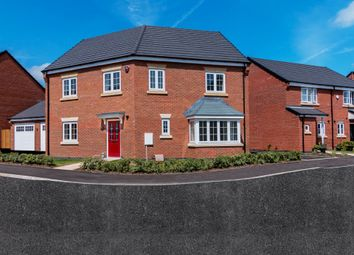 Thumbnail 4 bed detached house for sale in Northons Lane, Holbeach