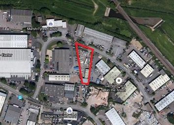Thumbnail Light industrial to let in Cofton Road, Marsh Barton Trading Estate, Exeter