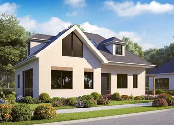 Thumbnail 3 bed detached house for sale in Cliffe Road, Barton On Sea, New Milton