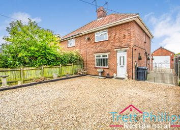 Thumbnail 3 bedroom semi-detached house for sale in Stalham Road, Hoveton, Norwich