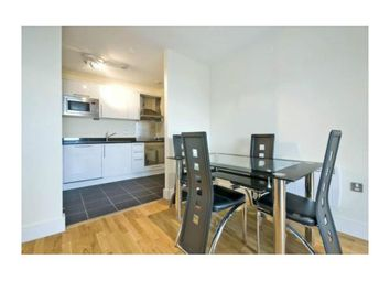 Thumbnail 2 bed flat for sale in Wharfside Point South, Prestons Road, London