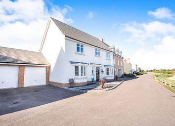 Thumbnail 4 bed detached house for sale in Cowlin Mead, Chelmsford