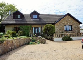 Thumbnail 5 bed detached bungalow for sale in Begelly, Kilgetty