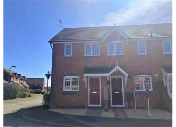 Thumbnail 2 bed end terrace house for sale in Lascelles Drive, Cardiff