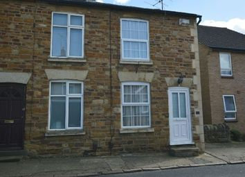 Thumbnail 1 bed end terrace house to rent in High Street, Kingsthorpe, Northampton