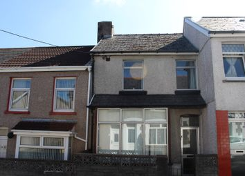 Thumbnail 3 bed terraced house for sale in 4 Gaen Street, Abertillery, Blaenau Gwent
