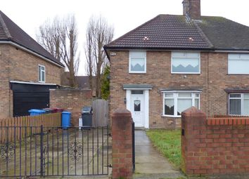 Thumbnail 3 bed semi-detached house for sale in Primrose Drive, Huyton, Liverpool