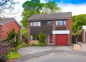 Thumbnail 5 bed detached house for sale in Byley Rise, Standish, Wigan