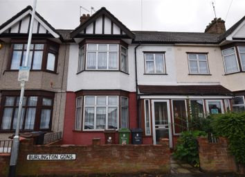 Thumbnail Terraced house for sale in Burlington Gardens, Chadwell Heath, Romford