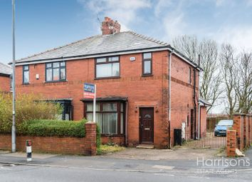Thumbnail 3 bed semi-detached house for sale in Lever Edge Lane, Bolton