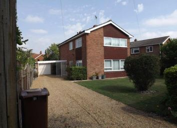 Thumbnail 4 bedroom detached house for sale in Wymondham, Norfolk