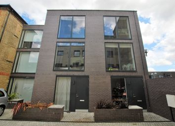 Thumbnail 1 bed town house to rent in Brooksbys Walk, London