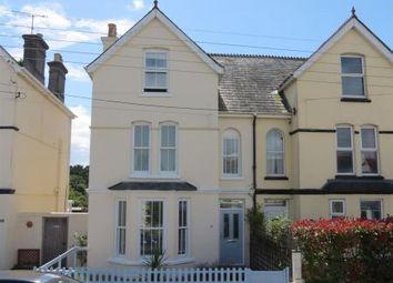 Thumbnail 3 bed semi-detached house for sale in 34, Par Green, Par