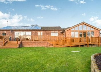 Thumbnail 4 bed detached bungalow for sale in Asford Grove, Bishopstoke, Eastleigh