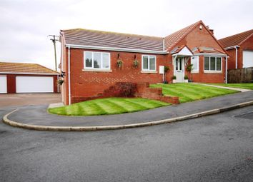Thumbnail 3 bed detached bungalow for sale in Woodifield Hill, Crook