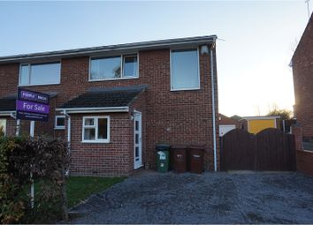 Thumbnail 3 bed semi-detached house for sale in Flounders Hill, Pontefract