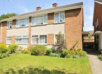 Thumbnail 2 bed flat for sale in Gaston Avenue, Keynsham, Bristol