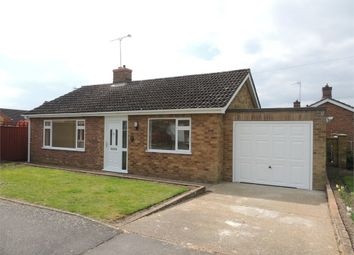 Thumbnail 2 bedroom detached bungalow for sale in Victory Road, Downham Market