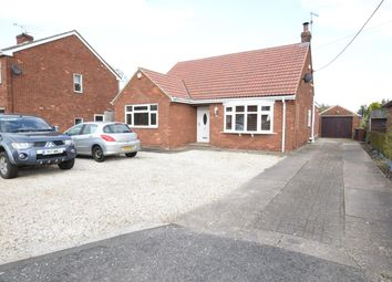 Thumbnail 3 bedroom detached bungalow for sale in Old Village Street, Gunness, Scunthorpe